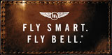 Fly Smart. Fly Bell. Click to go to Customer Support.